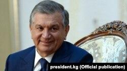Шавкат Мирзиёев, раиси ҷумҳури Узбакистон
