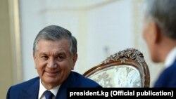 Президент Узбекистана Шавкат Мирзияев.