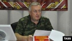 Архивска фотографија-рускиот генерал Вјачеслав Варчук