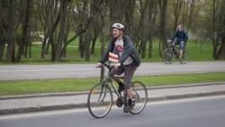 ХIалтIуде - велосипедалдаги рекIун...