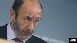 آلفردو پرز روبالکابا، وزير کشور اسپانيا روز شنبه گفت چهارده نفر در ارتباط با احتمال حمله تروریستی بازداشت شده اند.