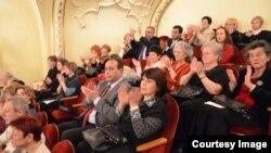 """Qara Qarayevin əsərlərindən ibarət """"Memory"""" adlı konsert proqramı"""