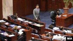 Архивска фотографија: Премиерот Никола Груевски
