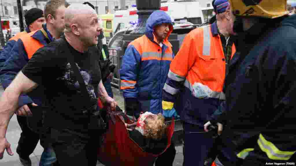 Семьям погибших и пострадавших в результате взрыва будет оказана помощь, заявил президент России Владимир Путин