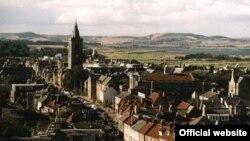 Фестиваль StAnza прошел в городе Сент-Эндрюс, на побережье Шотландии