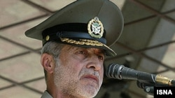 "Iranian Army Commander Ataollah Salehi worried about ""seditious"" elements within the Iranian armed forces."