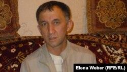 Берикбол Нургалиев, средний сын Елеугазы Нургалиева. Темиртау, 12 августа 2013 года.