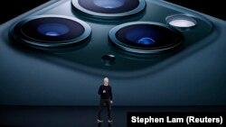 Izvršni direktor Apple-a tokom predstavljanja nove generacije iPhone-a