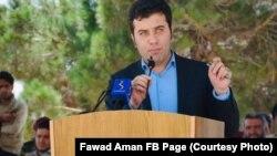 فواد امان، معاون سخنگوی وزارت دفاع