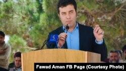 فواد امان معاون سخنگوی وزارت دفاع افغانستان