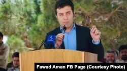 فواد امان، معاون سخنگوی وزارت دفاع افغانستان