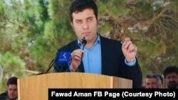 فواد امان، معاون سخنگوی وزارت دفاع ملی افغانستان