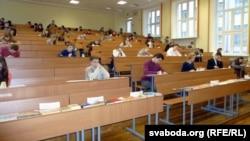 Удзельнікі сёлетняга «Беларускага пяціборства»