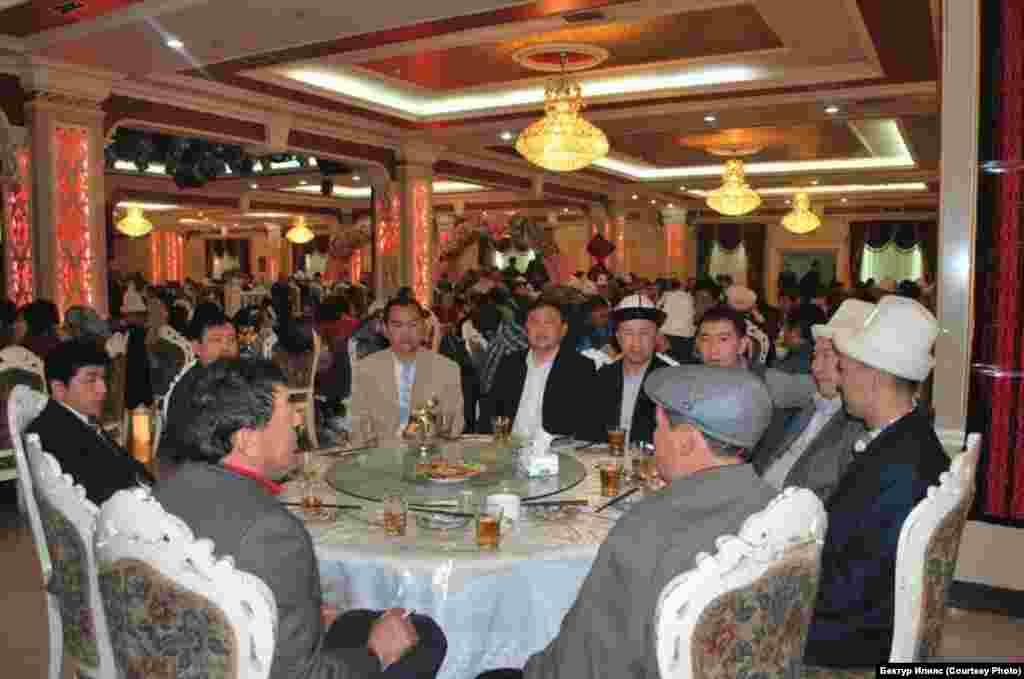 Китай. Урумчи. Праздник Нооруз в кыргызской общине