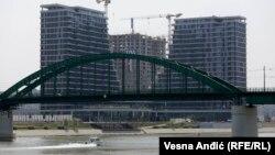 Beograđani su sentimentalno vezani za Stari savski most