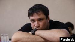 Главный редактор сайта «Эха Москвы» Виталий Рувинский.