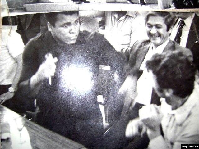 Умер знаменитый боксер Мохаммед Али