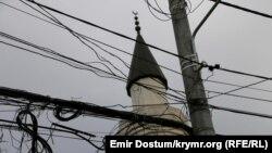 Центральная мечеть Крыма Кебир-Джами, Симферополь