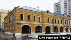 Центральные научно-реставрационные проектные мастерские на Школьной улице