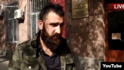 Член инициативы «Рестарт» Микаэл Назарян
