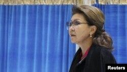 Қазақстан премьер-министрінің орынбасары Дариға Назарбаева.