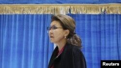 Заместитель премьер-министра Казахстана Дарига Назарбаева. Астана, 20 марта 2016 года.