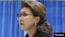 Заместитель премьер-министра Казахстана Дарига Назарбаева.
