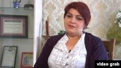 Хадиджа Исмаилова, әзербайжандық зерттеуші журналист.