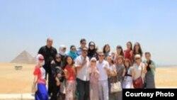 Татарстан студентлары Мисыр белән таныша