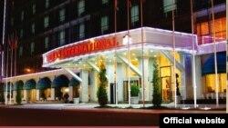 Отель в Ташкенте, иллюстративное фото.