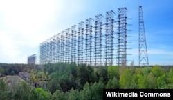 Радіолокаційна станція «Дуга», відома як «об'єкт Чорнобиль-2»
