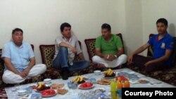 Siriýaly türkmenler