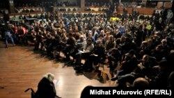 Građanski plenum u Sarajevu, februar 2014