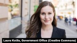 34-річна Санна Марін була міністром транспорту, депутатом, заступником прем'єр-міністра та головою міської ради її рідного Темпере