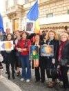 Alegători moldoveni în Roma, Italia, la scrutinul parlamentar din 2014