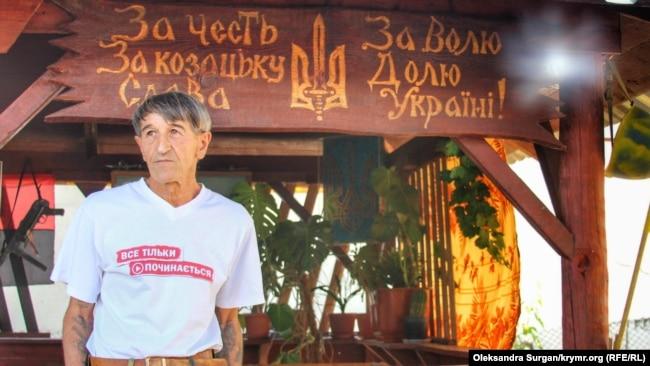 «Український прапор – це символ моєї національної ідентичності» (фотогалерея)