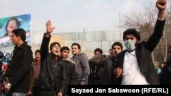 در چند سال گذشته بارها اعتراضاتی در افغانستان علیه جمهوری اسلامی رخ داده است