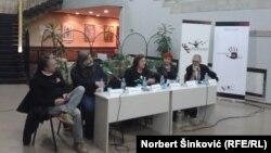Sa tribine nakon izložbe, foto: Norbert Šinković
