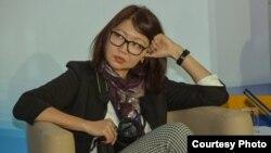 Сәния Тойкен, Азаттық тілшісі