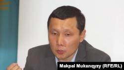 Юрист Абзал Куспан.