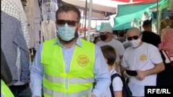 Цомгуш волчу Гачаев Iабдул-Маликна ахча лаьхьош ву волонтер