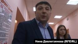 Новый директор школы Павел Обрезков и завуч Татьяна Макарова