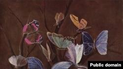 Если увеличение численности бабочек может быть приятным событием, то этого нельзя сказать о многократном увеличении популяций комаров. Бабочки (картина В. фон Каульбаха, ок. 1860). Wikipedia.