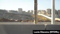 Muri ndërmjet Izraelit dhe territoreve palestineze