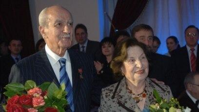 Gevork i Goar Vartanjan na svečanoj dodeli nagrada u januaru 2007.