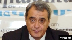 Armenia - Davit Shahnazarian, a former senior member of the opposition Armenian National Congress.