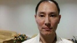 Әділ Кәукенов, cаясаттанушы. Астана, 11 маусым 2015 жыл.