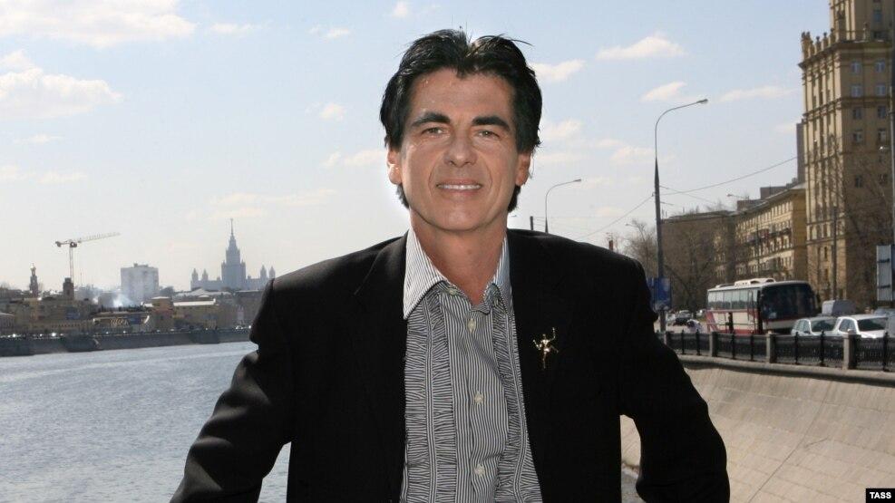 Дидье Маруани в Москве в апреле 2006 года