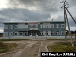 Школа в Ломоватке