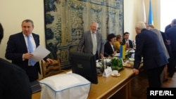 Восьма сесія Парламентської асамблеї Республіки Польща та України. Варшава, 22 червня 2015 року